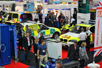 Going to the Emergency Services Show?