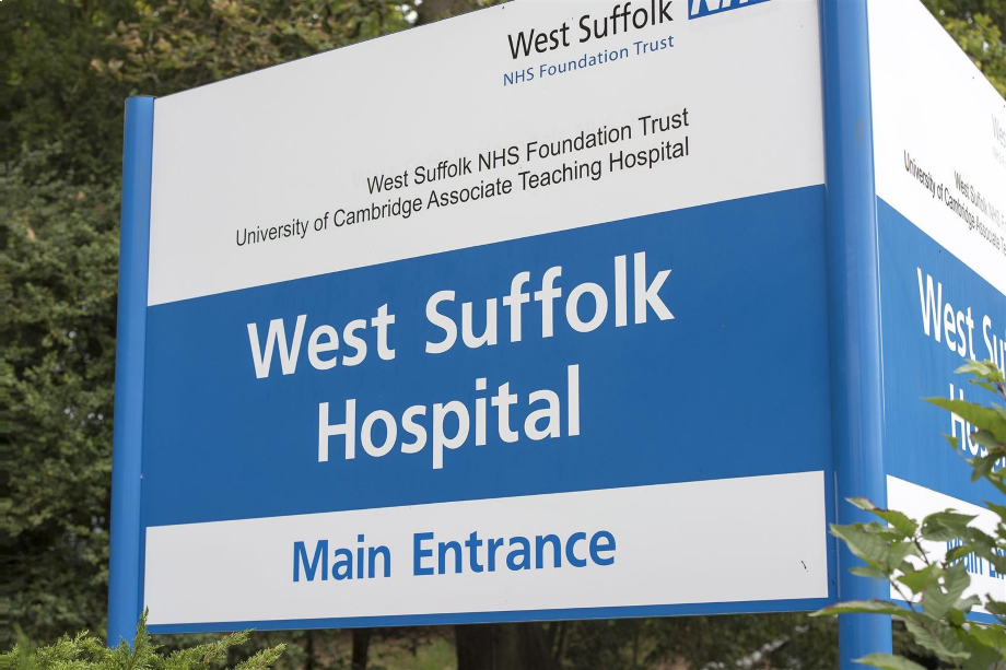 Man sentenced for attack on nurse and police at West Suffolk Hospital