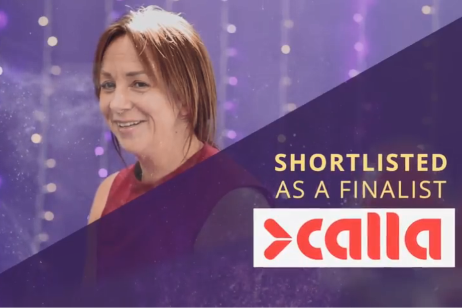 Calla shortlisted as finalist in Medilink UK Healthcare Business Awards 2018