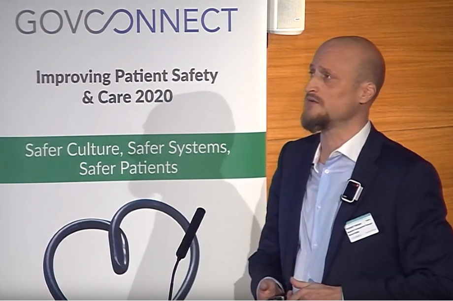 Improving Patient Safety 2020 - How body cameras are making a difference in healthcare