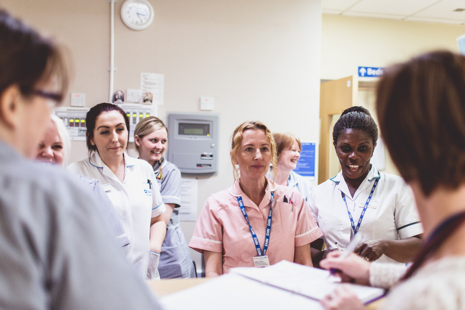 NHFT named Trust of the Year at the 2018 HSJ Awards