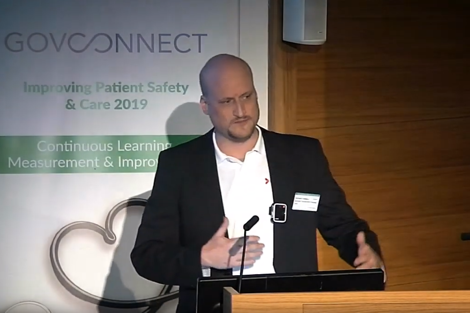 Calla presentation from the Improving Patient Safety Conference